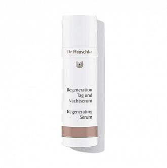 Dr. Hauschka: Regeneration Tag und Nachtserum straffende Feuchtigkeitspflege vitalisiert die Haut
