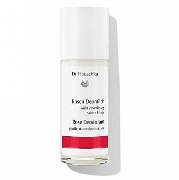 Dr. Hauschka: Rosen Deomilch wirkt zuverlässig, sanft zur Haut