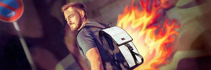 Feuerwear: Rucksack