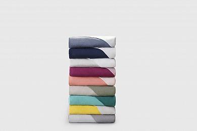 EVE: Die eve Leinen-Bettwäsche ist in neun frischen Farbkombinationen erhältlich