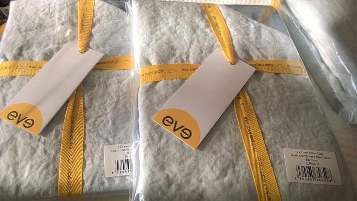 EVE: Die Leinen Bettwäsche von eve