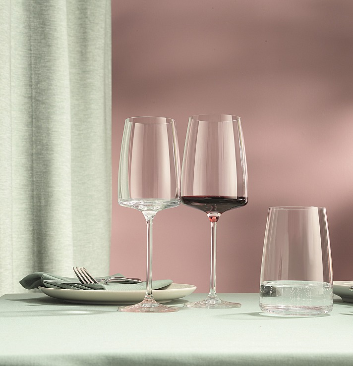 Schott-Zwiesel Gläser-Linie SENSA: so einfach geht Weingenuss