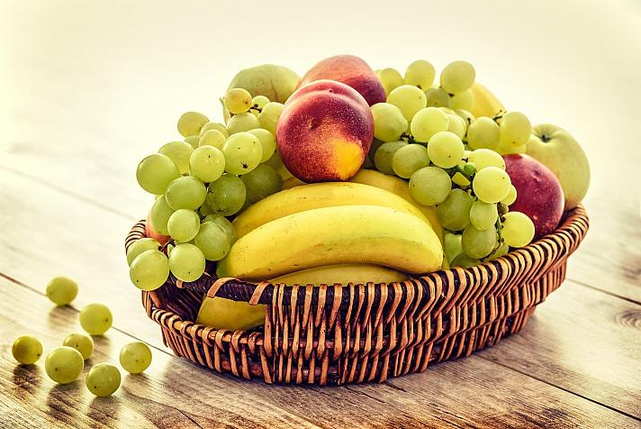 Frisches Obst wird in der Küche zum Deko-Accessoire.