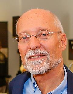 Ruediger Dahlke mit Bart