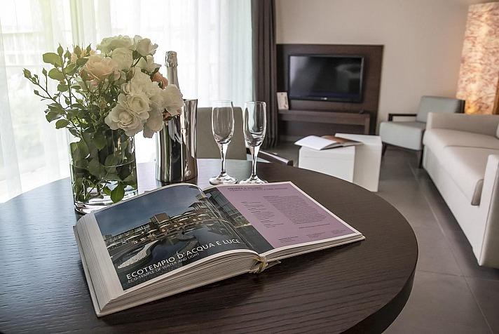 Aqualux Hotel Spa: der ideale Ausgangspunkt zu vielen Sehenswürdigkeiten wie zum Beispiel ein Besuch in Verona
