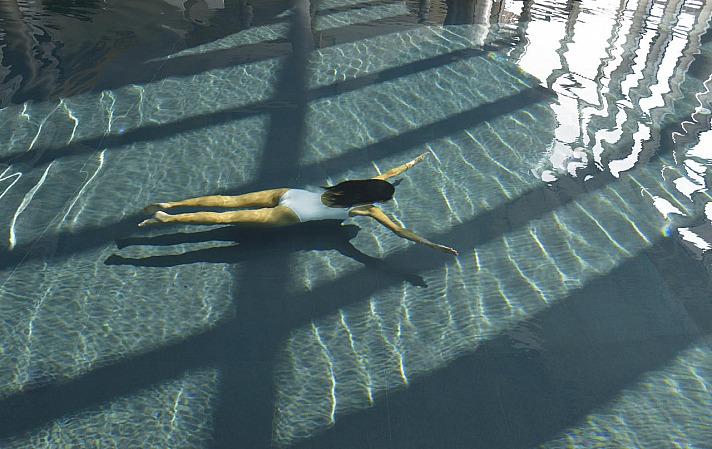 Aqualux Hotel Spa: Der Spa-Bereich ist täglich geöffnet