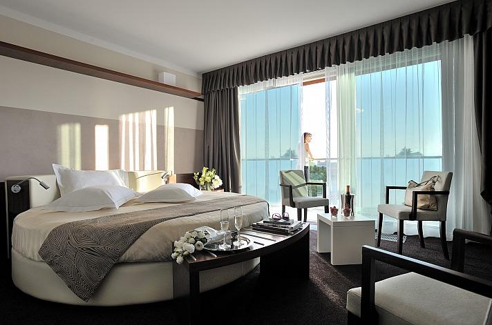 Aqualux Hotel Spa: WLAN-Internetzugang gibt es kostenlos