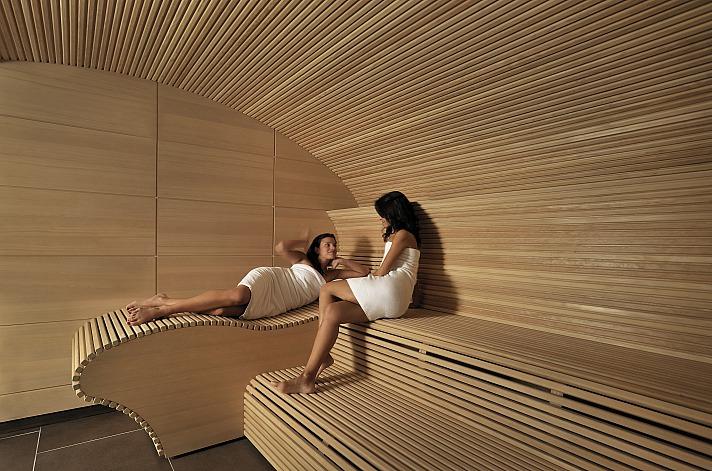 Aqualux Hotel Spa: Zeit für ein ausgiebiges Schlammbad oder einen Saunagang