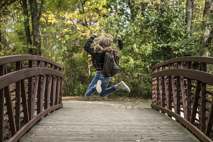 Rückengesundheit bei Kindern -  Einschulung mit dem richtigen, rückenschonenden Rucksack