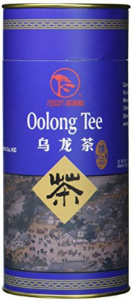 Greeting Pine Olong Tee, aus Anhui, 2er Pack (2 x  100 g Packung)