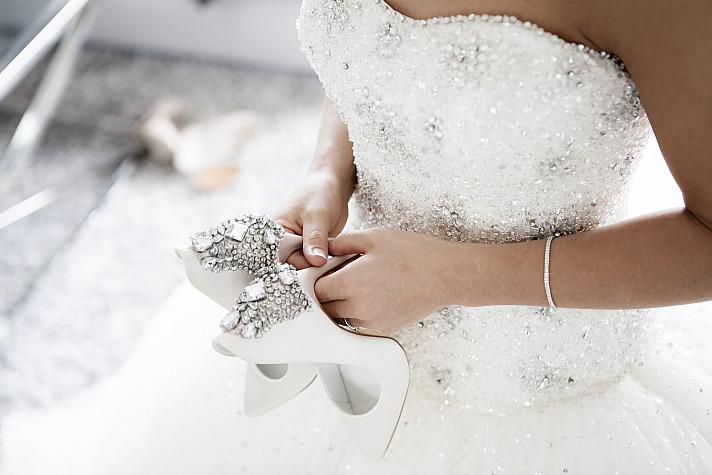 Brautmode 2019: Das sind die neuen Trends