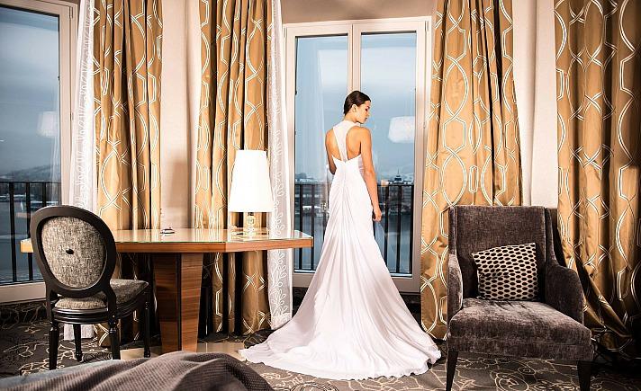 Brautmoden-Trends für 2019 - Das Comeback der großen Prinzessinnenkleider
