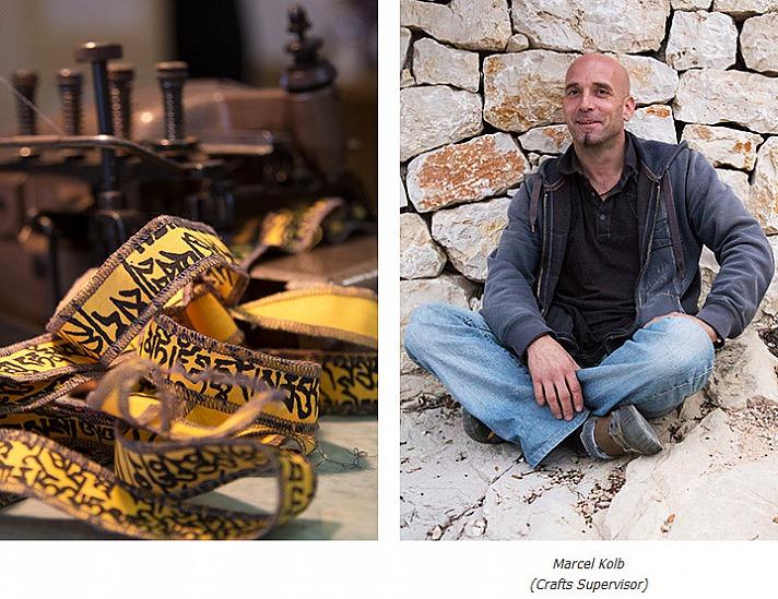 Anja-Design: Marcel Kolb - Die Manufaktur in Spanien