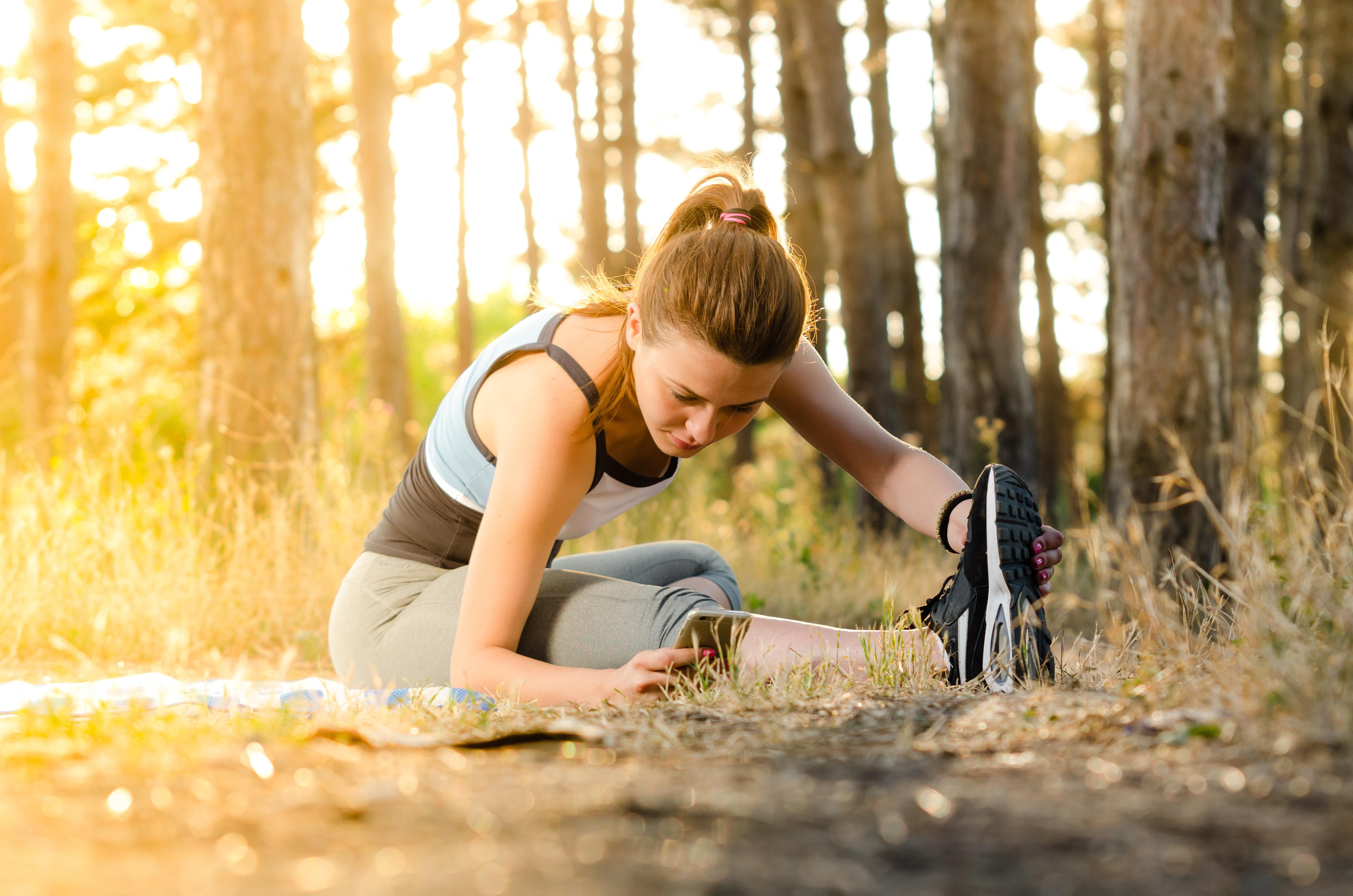 Beitrag/Artikel: Die zwei Arten des Smartphone-Yoga - Lebe-Liebe-Lache.com - Dein ONLINE MAGAZIN
