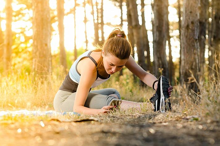 Die zwei Arten des Smartphone-Yoga
