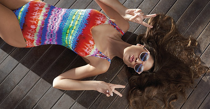 Immer mehr Frauen lieben die SUNFLAIR® Beachfashion 2018