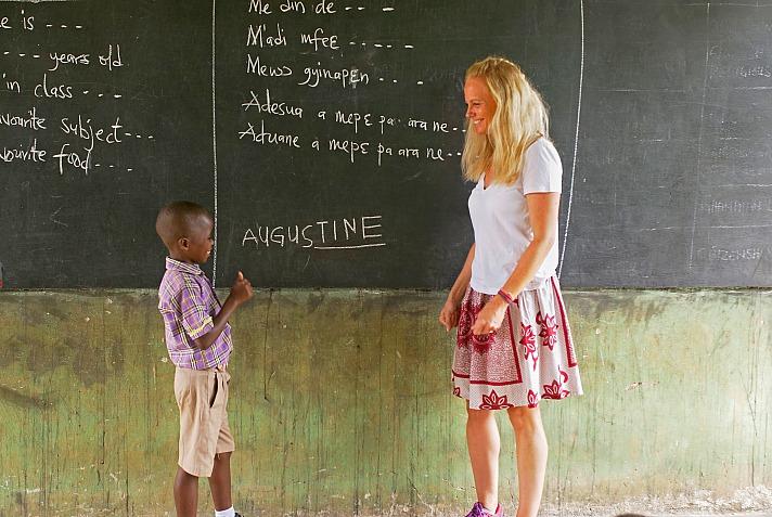 Deine Kinderpatenschaft mit World Vision bereichert Dich und Dein Patenkind
