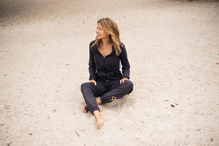 Ursula Karven: Jogginganzug