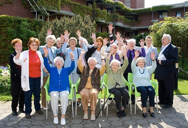 Herzwerk - Aktiv gegen Armut im Alter - initiiert von Jenny Jürgens