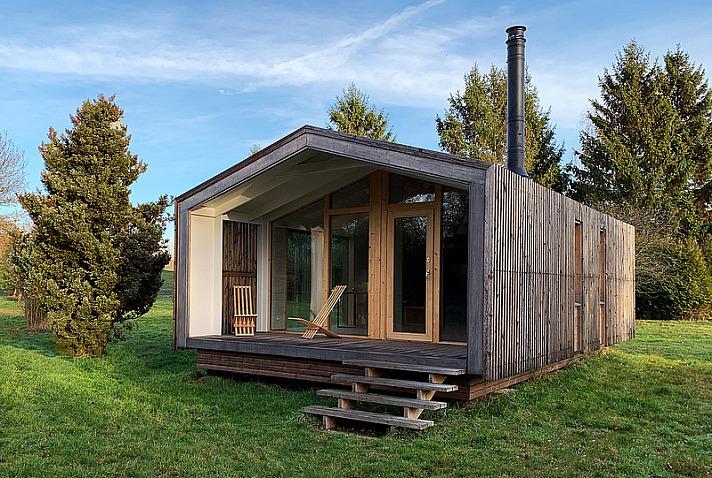 Modernes und flexibles Wohnen in Modulhäusern