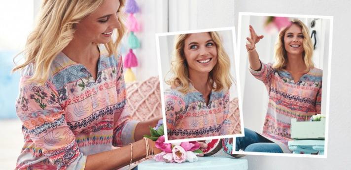 Fashion: Zarte Frühlingsboten von Deerberg