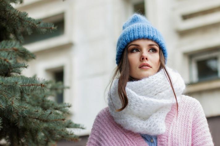 Mit diesen 5 Tricks hält man sich im Winter schön warm