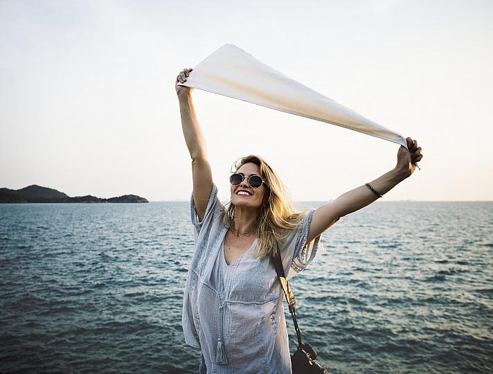 Als Frau alleine reisen? 6 gute Gründe, warum du es einfach mal tun solltest