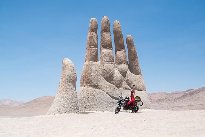 Lea Rieck Got2Go: Atacama