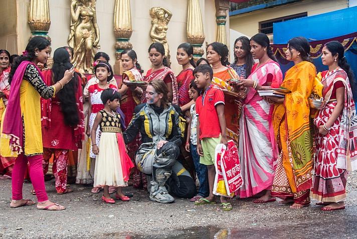 Lea Rieck Got2Go: India, Durga Puja Festival
