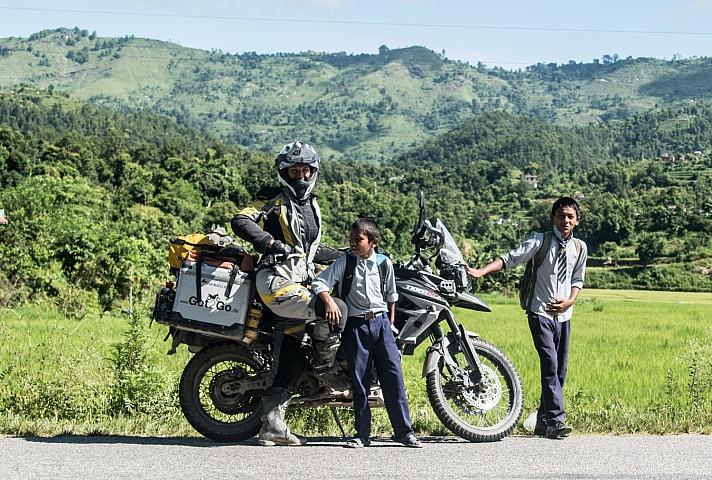 Lea Rieck Got2Go: Nepal 2