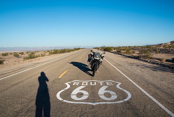Lea Rieck Got2Go: USA Route 66