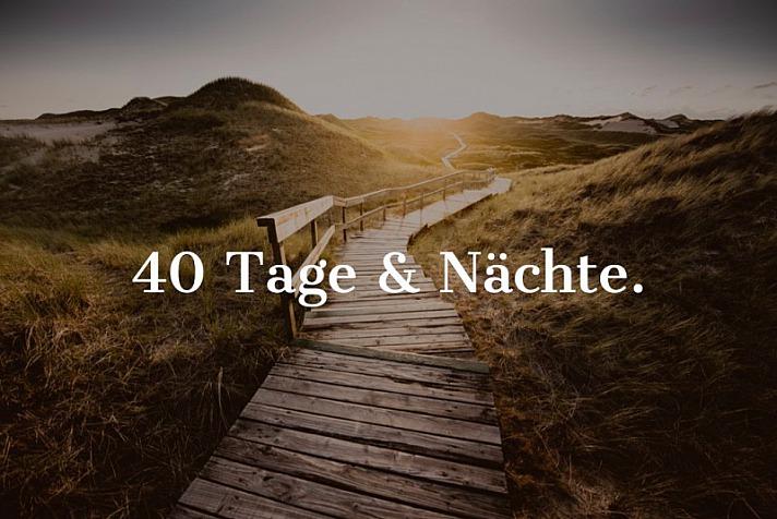 40 AUFGABEN FÜR DEINEN ALLTAG