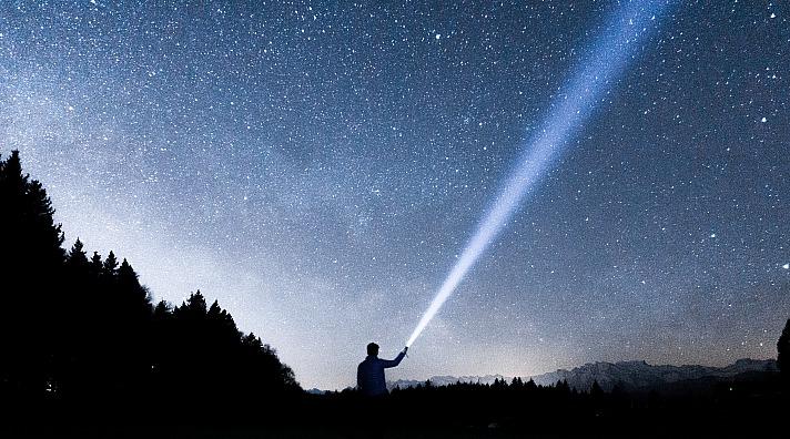 Deine Zahlen - deine Sterne: Interview mit Manfred Mohr
