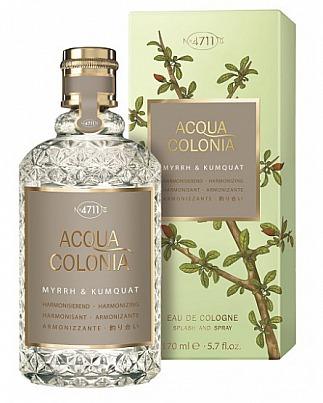 4711 ACQUA COLONIA  Myrrh & Kumquat
