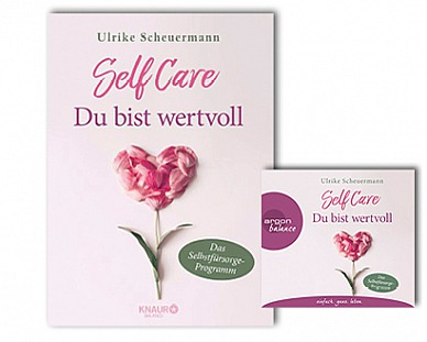Buch-Hörbuch-Cover Self Care