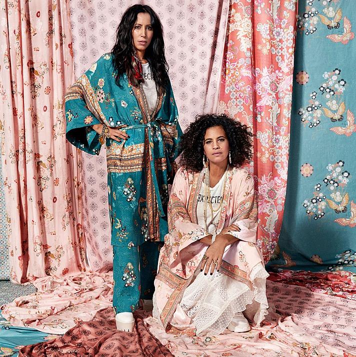 Neneh Cherry und Titiyo für ODD MOLLY