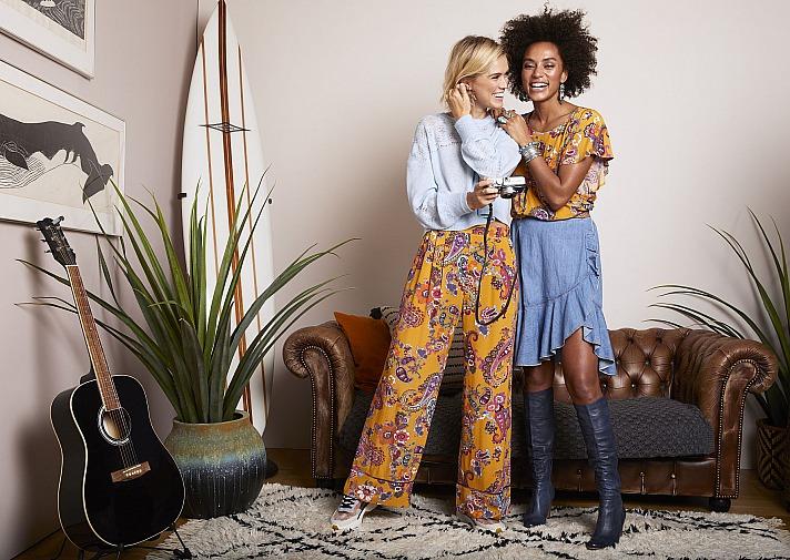 Odd Molly: Ein toller Hingucker sind Blusen und Kleider mit romantisch- weiten Ärmeln