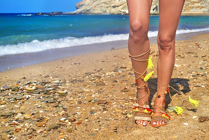 Die neuen Sandalen 2019!