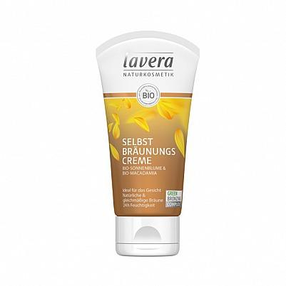 Lavera: SELBSTBRÄUNUNGSCREME - Ideal für das Gesicht