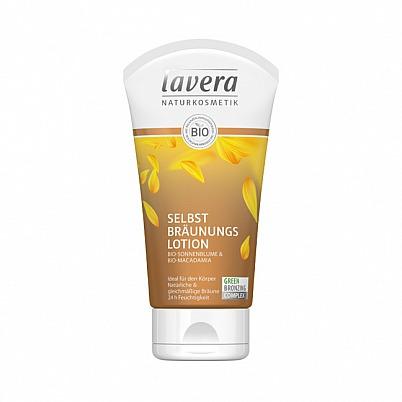 Lavera: SELBSTBRÄUNUNGSLOTION - Ideal für den Körper