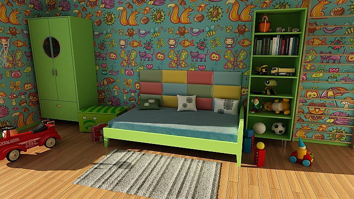 So gelingt die perfekte Gestaltung des Kinderzimmers