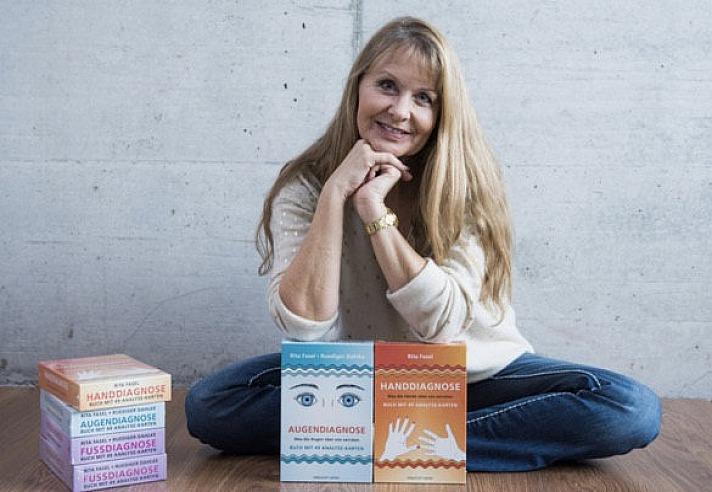 Rita Fasel: Stets sind wir gefordert unser Leben selbst in die Hand nehmen ... um flexibel auf alle Lebensumstände eingehen zu können.