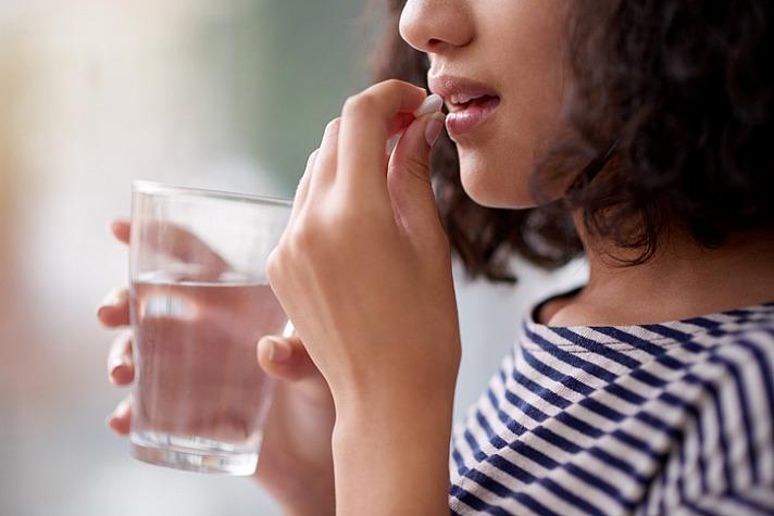 Ein Vitamin- oder Mineralstoffmangel macht sich häufig durch Allgemeinsymptome bemerkbar