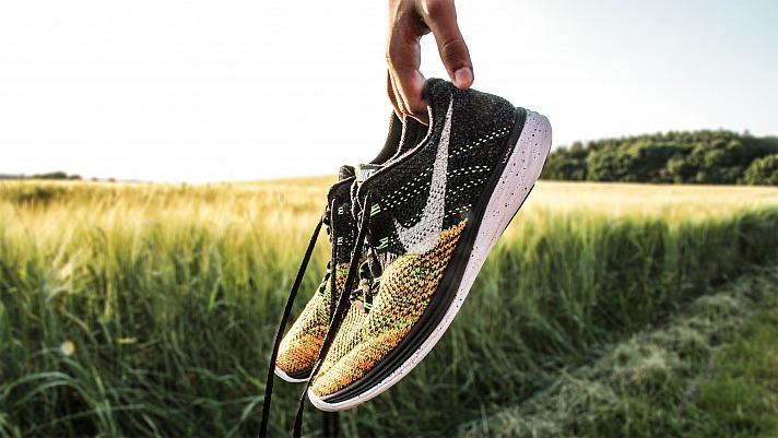 Die Auswahl des richtigen Schuhs