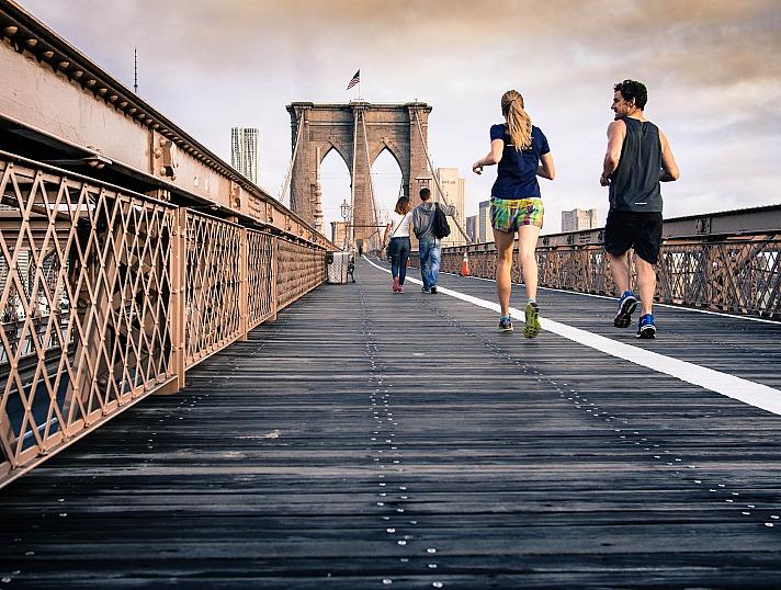 Optimiert Laufen macht Spaß!