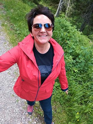 ADAC Auslandskrankenschutz: Annette Maria meint - Wanderungen lassen sich so viel entspannter genießen