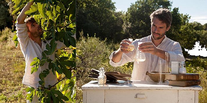 aromagarden.com: die Philosophie des aroma garden Gründers Florent Raimond