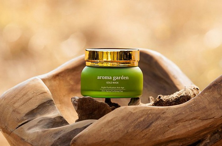 aromagarden.com: Gold Mask