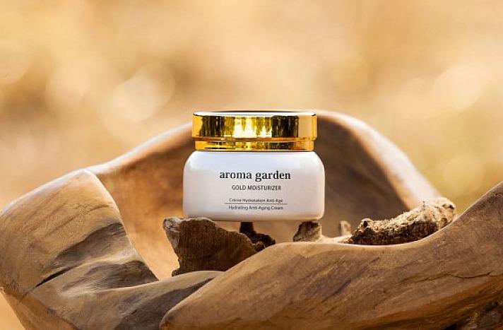 aromagarden.com: Gold Moisturizer