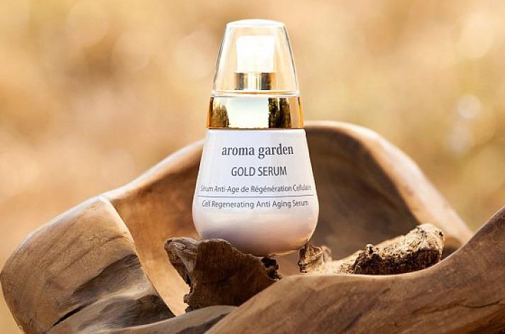 aromagarden.com: Gold Serum